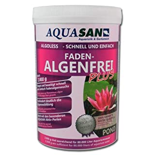 AQUASAN POND Algoless FADEN-ALGENFREI PLUS 2.000 g