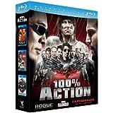 100% Action : Expendables - Unité spéciale + John Rambo + Rogue - L'ultime affrontement