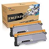 TN2320 Toner Kompatibel, 7Magic TN2320 TN-2320 Kompatibel Toner für Brother MFC-L2700DW HL-L2340DW HL-L2300D DCP-L2520DW HL-L2360DN MFC-L2740DW MFC-L2720DW DCP-L2500D
