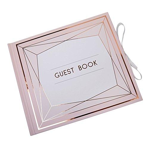 Neviti- libro degli ospiti, linea geo blush