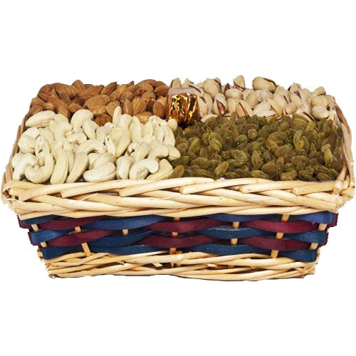 Dry Fruit Gift | Dry Fruit Basket Hamper | Dry Fruit Gift Pack | 1522
