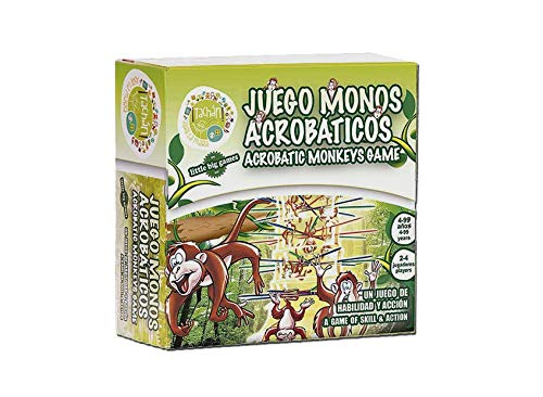 Tachan - Juego Monos y Palos (CPA Toy Group 7077)