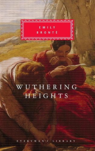 Wuthering Heights (Everyman's Library Classics) by Emily Bronte (26-Sep-1991) Hardcover