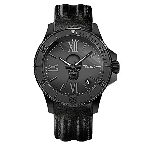Montre Homme - Thomas Sabo WA0278-213-203-44mm