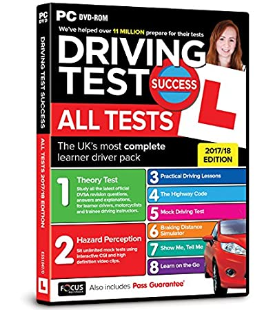 Driving Test Success All Tests 2017/18 Edition