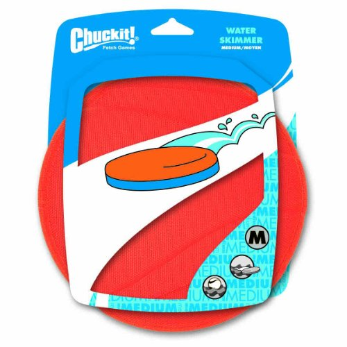 Chuckit! CH223201 Water Skimmer Medium