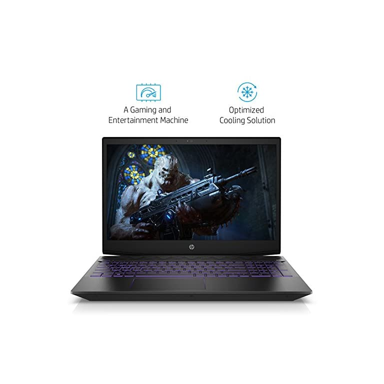 HP Pavilion Gaming 15-cx0141tx