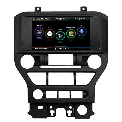 "KIMISS 8 ""720P Auto GPS Navigation Multimedia Player für 2015-2017"