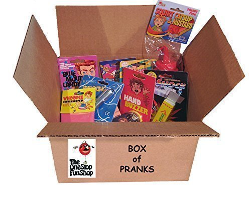 The One Stop Fun Shop Box of Pranks