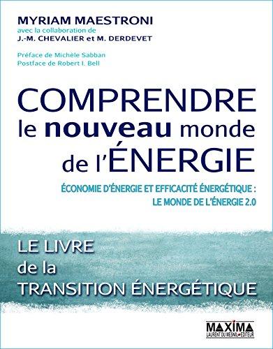 Comprendre le nouveau monde de l'énergie: Economie d'énergie et efficacité énergétique : le monde de l'énergie 2.0 (ENQUETES DOCUM) (French Edition)