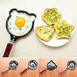 Rowentauk Mini DIY Nonstick Ei und Pfanne
