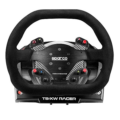 THRUSTMASTER TS-XW Racer Sparco P310 Competition MOD: RFacing Wheel Officially Licensed for Both Xbox One And Windows [Edizione: Regno Unito]