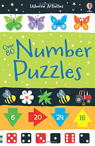 Number Puzzles (Activity and Puzzle Books)