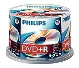 Philips DVD+R x 50 - 4.7 GB - storage media (T45314) Category: DVD Media