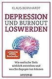 Depression und Burnout loswerden: Wie seelische Tiefs wirklich entstehen, und was Sie dagegen tun können - Klaus Bernhardt