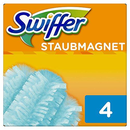 Swiffer Staubmagnet Tücher Nachfüllpackung 5er Pack (5 x 4 Tücher) (Stück Bücherregal 5)