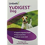 Lintbells YuDIGEST Dog Digestive Health Supplement for dogs prone to tummy troubles (120 tablets)