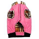 PAWZ Road warme Hundeweste Vest Steppweste in sechs Farben erhältlich - 2