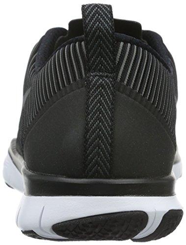 Nike Free Train Versatility, Chaussures de Fitness Homme Noir (Black/Black/White)