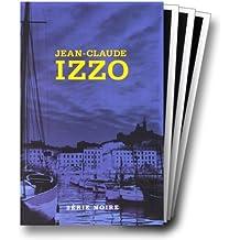 JEAN CLAUDE IZZO COFFRET 3 VOLUMES : TOTAL KHEOPS. CHOURMO. SOLEA