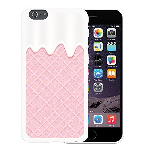iPhone 6 Plus | 6S Plus Hülle, WoowCase Handyhülle Silikon für [ iPhone 6 Plus | 6S Plus ] Schafe und Regenbogen in den Wolken Handytasche Handy Cover Case Schutzhülle Flexible TPU - Transparent Housse Gel iPhone 6 Plus | 6S Plus Transparent D0304