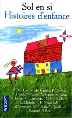 Histoires d'enfance