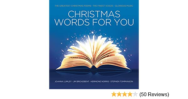 christmas words for you by various on amazon music amazon co uk