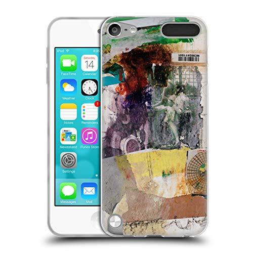 Head Case Designs Officiel Michel Keck Avalez-Vous Abstracte 3 Coque en Gel Doux Compatible avec Apple iPod Touch 5G 5th Gen