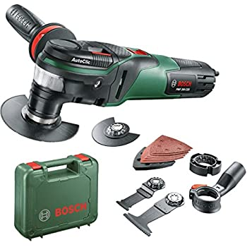 Bosch outil multifonction universal pmf 190 e set avec for Outil multifonction bosch pmf 190 e
