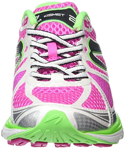Newton Running Kismet Ii Women's Stability Shoe, Scarpe da Corsa Donna Rosa (Pink/White)