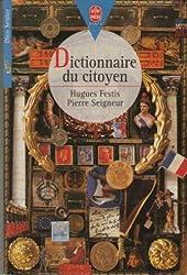 Dictionnaire du citoyen