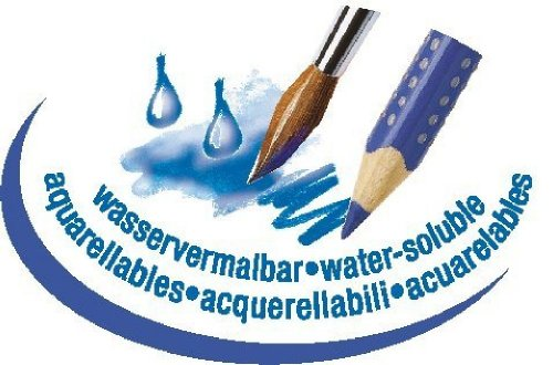 Faber-Castell 112424 - Farbstift Colour Grip Kartonetui 24er - 3
