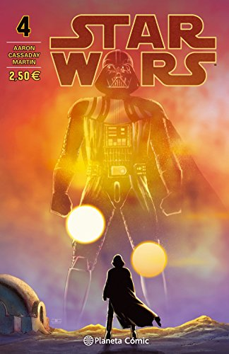 Star Wars nº 04 (Star Wars: Cómics Grapa Marvel) por Jason Aaron