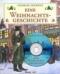 Eine Weihnachtsgeschichte, m. Audio-CD