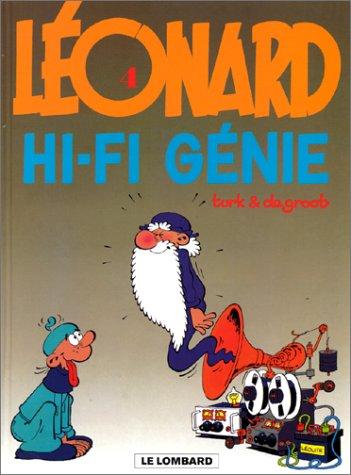 Léonard, tome 4 : Hi-fi génie