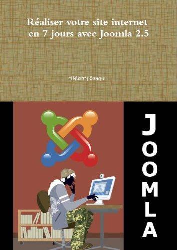 Réaliser votre site internet en 7 jours avec Joomla 2.5 par Thierry Cumps