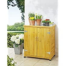 suchergebnis auf f r gartenschrank holz. Black Bedroom Furniture Sets. Home Design Ideas