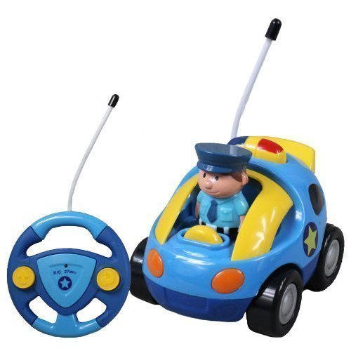 cartoon-r-c-police-car-radio-control-toy-for-toddlers-by-midea-tech
