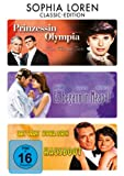 Prinzessin Olympia / Es begann in Neapel / Hausboot [3 DVDs] -