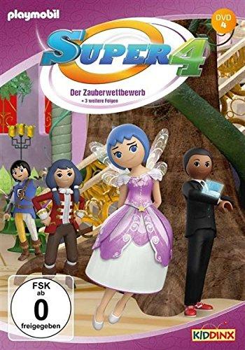 DVD 4: Der Zauberwettbewerb