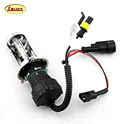 Leuci H4 4300 Kelvin bulb for Hid Light For Cars Motorbikes And Other Vehicle Car, Truck, Van, Motorbike Xenon Bulb