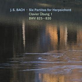 Partita No. 3 in A minor, BWV 827: Sarabande