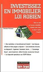 Investissez en immobilier - Loi Robien