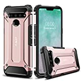 J&D Case Compatible for LG V50 ThinQ 5G Case, Heavy Duty
