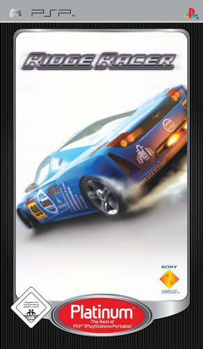 Ridge Racer [Platinum]