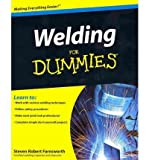 [ WELDING FOR DUMMIES BY FARNSWORTH, STEVEN ROBERT](AUTHOR)PAPERBACK
