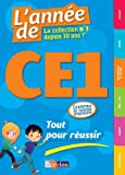 L'Année de CE1 - Nouveau programme 2016