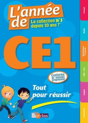 L'Anne de CE1 - Nouveau programme 2016