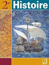 Histoire seconde, 2001 (livre de l'élève)