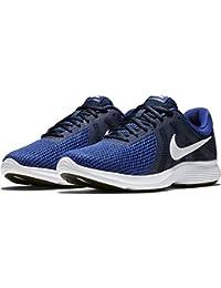Nike Men's Revolution 4 Blue Running Shoes